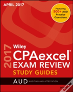 Wook.pt - Wiley Cpaexcel Exam Review April 2017 Study Guide
