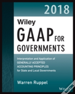 Wook.pt - Wiley Gaap For Governments 2018