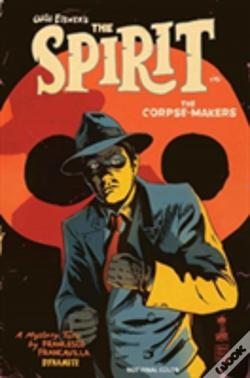 Wook.pt - Will Eisner'S The Spirit: The Corpse-Makers