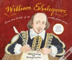 Wook.pt - Willam Shakespeare - Scenes from the life of the world's greatest writer