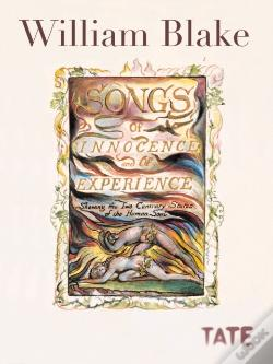 Wook.pt - William Blake: Song Of Innocence And Of Experience
