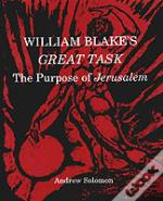 William Blake'S Great Task