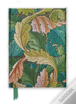 William Morris Acanthus (Foiled Journal)