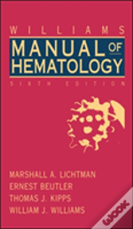 Williams Clinical Manual Of Hematology