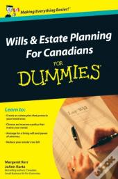 Wills And Estate Planning For Canadians For Dummies