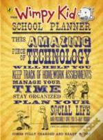 Wimpy Kid School Planner The