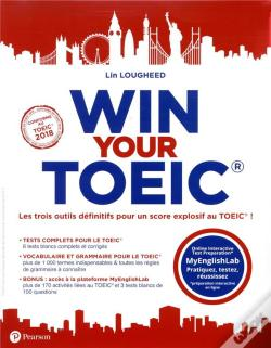 Wook.pt - Win Your Toeic Coffret