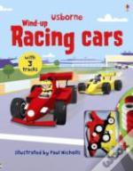 Wind Up Racing Cars