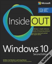 Windows 10 Inside Out Includes Current B