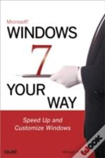 Windows 7 Your Way