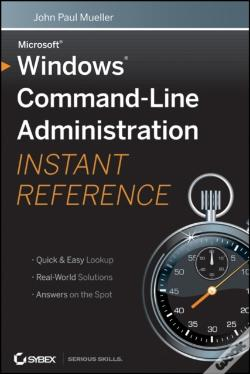 Wook.pt - Windows Command Line Administration Instant Reference