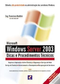Wook.pt - Windows Server 2003 - Dicas e Procedimentos Técnicos
