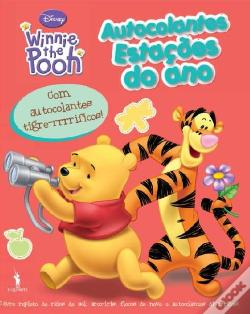 Wook.pt - Winne The Pooh Autocolantes -  As Estações do Ano