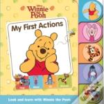 Winne The Pooh My First Actions Tabbed B