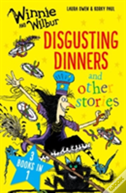 Wook.pt - Winnie And Wilbur: Disgusting Dinners And Other Stories
