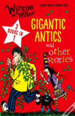 Wook.pt - Winnie And Wilbur: Gigantic Antics And Other Stories