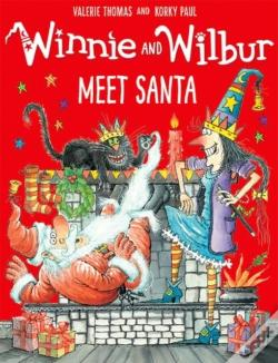 Wook.pt - Winnie And Wilbur Meet Santa