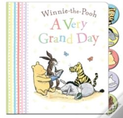 Wook.pt - Winnie-The-Pooh A Very Grand Day