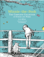 Winnie-The-Pooh Complete Collection Of Stories And Poems