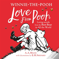 Wook.pt - Winnie-The-Pooh: Love From Pooh