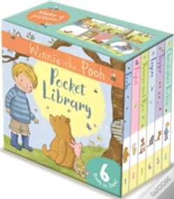 Wook.pt - Winnie-The-Pooh Pocket Library