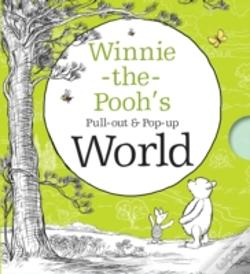 Wook.pt - Winnie-The-Pooh'S Pull-Out And Pop-Up World