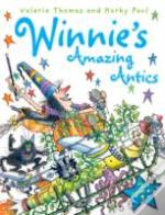 Winnie'S Amazing Antics 3-In-1