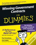 Winning Government Contracts For Dummies