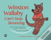 Winston Wallaby Cant Stop Bouncing