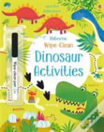 Wipe Clean Dinosaur Activities