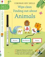 Wipe-Clean Finding Out About Animals 6-7 - Wipe-Clean Key Skills