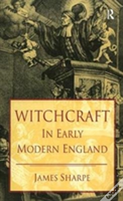 Wook.pt - Witchcraft In Early Modern England