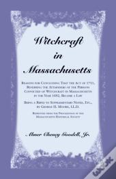 Witchcraft In Massachusetts