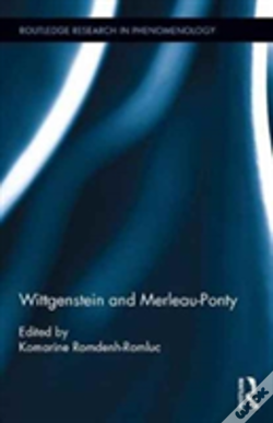 Wook.pt - Wittgenstein And Merleau-Ponty