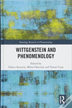 Wook.pt - Wittgenstein And Phenomenology