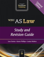 Wjec As Law Study & Revision Guide
