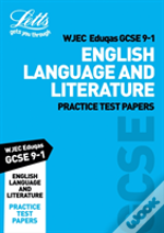 Wjec Eduqas Gcse 9-1 English Language And Literature Practice Test Papers