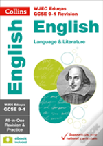 Wjec Eduqas Gcse English Language And English Literature All-In-One Revision And Practice