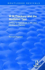 W.M.Thackery And The Mediated Text