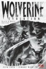 Wolverineevolution Black And White Sketch Book Premiere