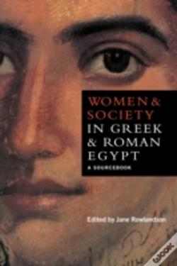 Wook.pt - Women And Society In Greek And Roman Egypt