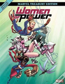Wook.pt - Women Of Power: All-New Marvel Treasury Edition