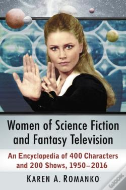 Wook.pt - Women Of Science Fiction And Fantasy Tel