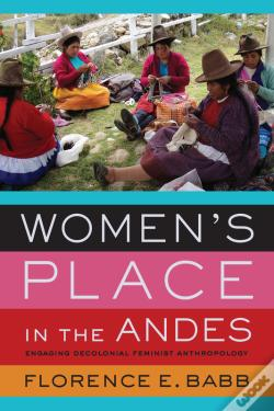 Wook.pt - Women'S Place In The Andes