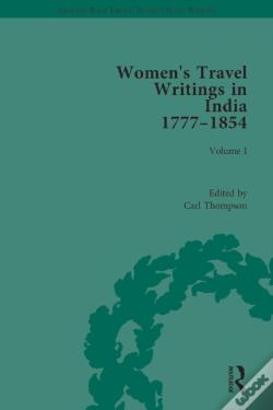 Wook.pt - Women'S Travel Writings In India 1777-1854