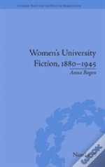 Women'S University Fiction, 1880-1945