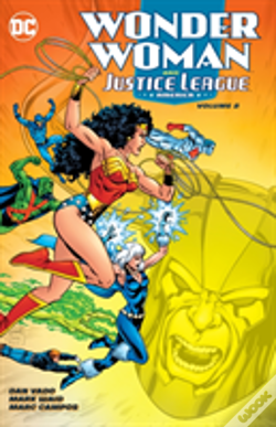 Wook.pt - Wonder Woman And The Justice League America Volume 2