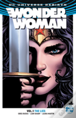 Wonder Woman Tp Vol 1 (Rebirth)