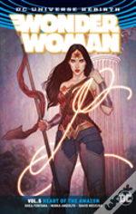 Wonder Woman Vol. 5 Heart Of The Amazon (Rebirth)