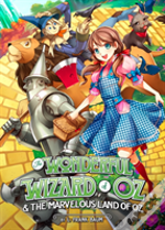 Wonderful Wizard Of Oz Marvelous Land Oz